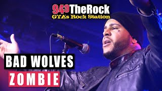 Video Bad Wolves - Zombie (Acoustic) MP3, 3GP, MP4, WEBM, AVI, FLV Agustus 2018