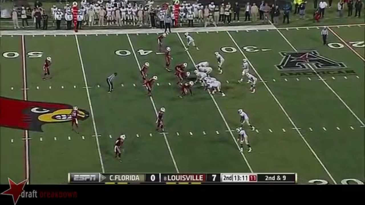 Storm Johnson vs Louisville (2013)