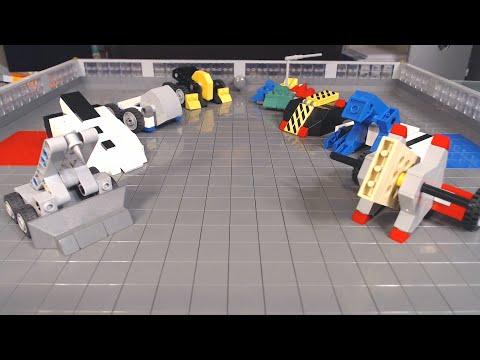 Lego Battlebots Season 3 Episode 8