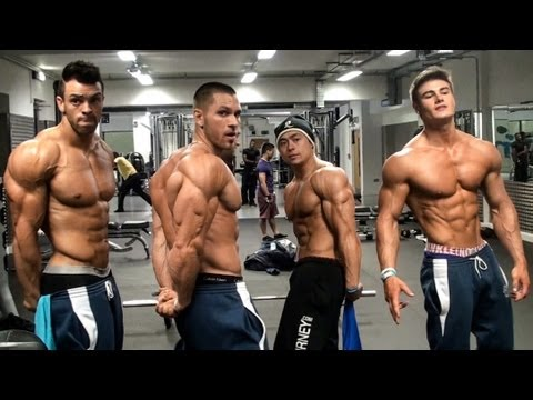 bodybuilding - Aesthetic natural bodybuilding motivation video. Rocking the GYM. More vids coming soon so make sure to subscribe & like me out on facebook for daily motivation: http://alongabbay.com/facebook...