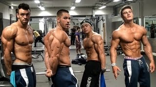 Aesthetic Natural Bodybuilding Motivation