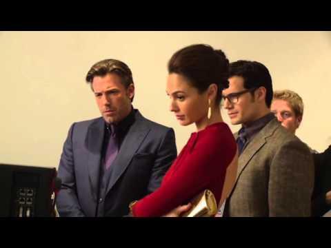 Batman V Superman: Dawn of Justice - Behind The Scenes Footage