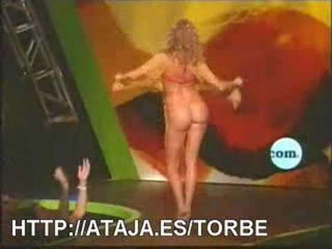 El culo de Paulina Rubio