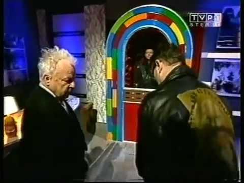 Andrzej Dyszak - Grająca szafa w Muzeum Rozrywki