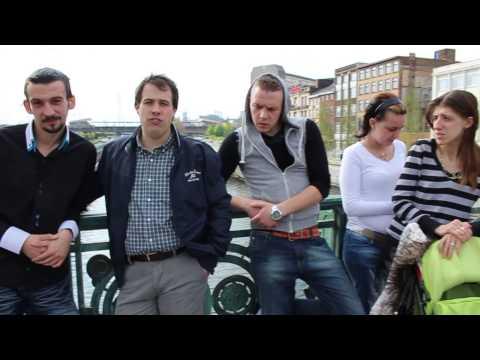 """""""Réveillez-vous"""" par Laurent Louis (Debout Les Belges) & les rappeurs qui zézayent et zozotent"""