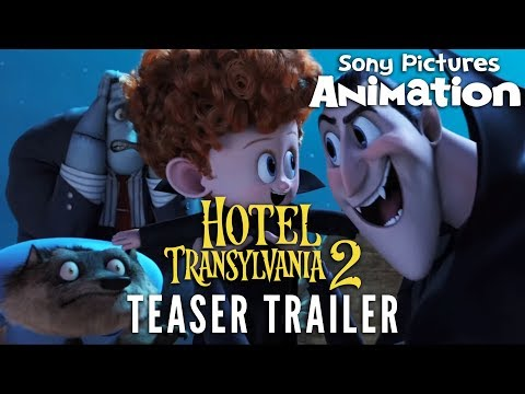 Hotel Transylvania 2 – Teaser Trailer