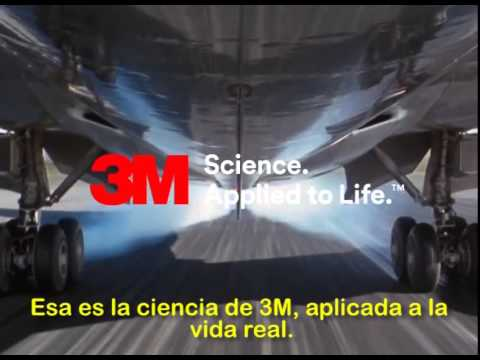 La ciencia de 3M aplicada en la vida video