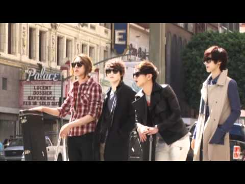 CNBLUE in LA