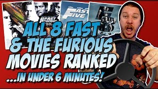 Nonton All 8 Fast And The Furious Movies Ranked    In Under 6 Minutes  Film Subtitle Indonesia Streaming Movie Download