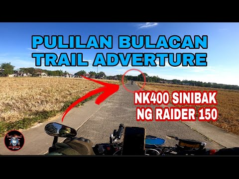 Pulilan bulacan ride | bomba Adverture
