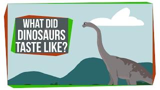 What Did Dinosaurs Taste Like?
