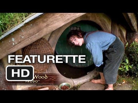 The Hobbit: An Unexpected Journey MUST SEE Featurette - Making Of Middle Earth (2012) HD
