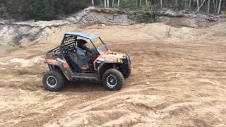 5. Polaris RZR 800s 2012 first ride! :-D