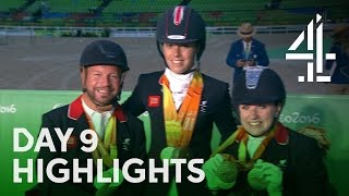 Rio Paralympics 2016 | Highlights of Day 9