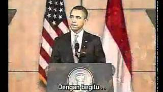 Video Pidato Presiden Obama di UI Part 1/4 MP3, 3GP, MP4, WEBM, AVI, FLV Februari 2019