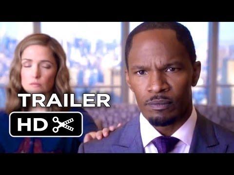 Annie TRAILER 1 (2014) - Jamie Foxx Movie HD