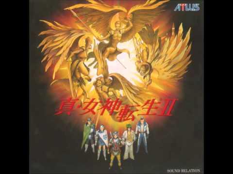 Shin Megami Tensei II Super Nintendo