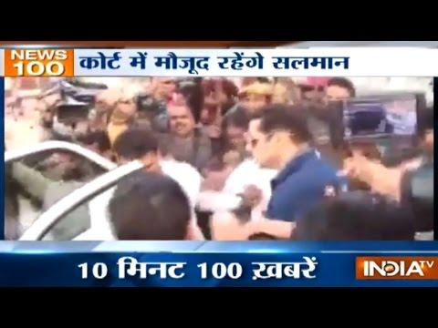 News 100 | 18th January, 2017 - India TV