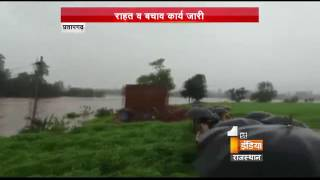 Dhariyawad India  City new picture : NDRF Rescued 28 people in Dhariyawad, Rescue operation undergoes | First India News