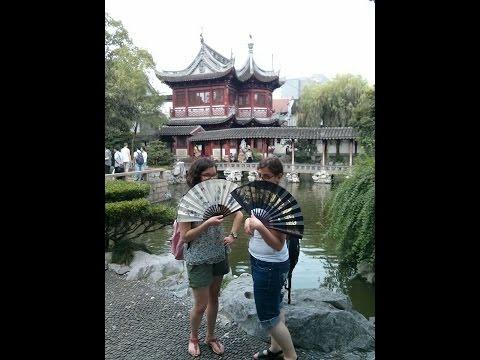 Yu Gardens, Old Town Shanghai, Emilie Colliar