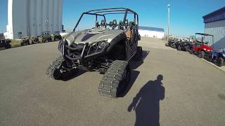 8. 2018 Yamaha Viking VI Ranch Edition w/ Camso Track System