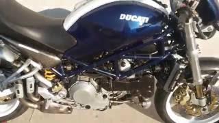 9. Ducati S4R anno 2005 km 7672