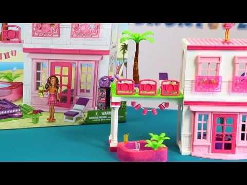 Beach House / Domek na Plaży - Build `N Style - Mega Bloks Barbie - www.MegaDyskont.pl
