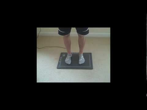 Orthotics Foot Scan for Custom Made Shoe Insoles Birmingham Coventry