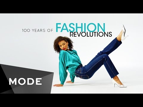 100 Years of Women s Fashion Revolutions