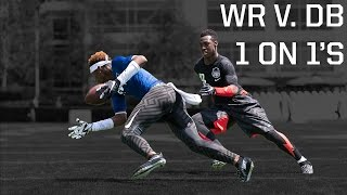 The Opening 2015: WR vs DB 1 on 1's