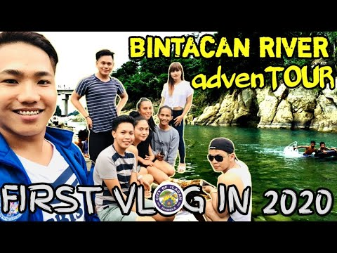 FIRST VLOG IN 2020 | ABUAN AND BINTACAN ADVENTURE IN ILAGAN CITY
