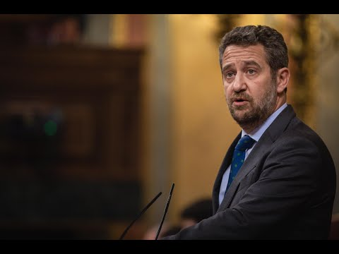 Intervención de Jaime De Olano Vela en el Congreso de los Diputados
