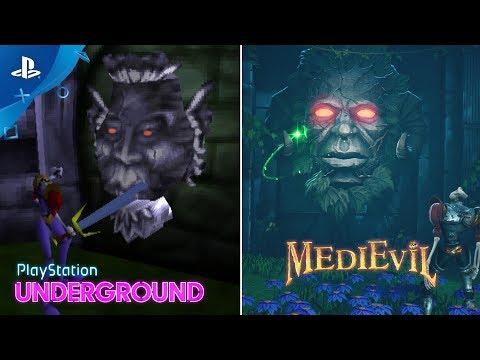 Авторы грядущего ремейка MediEvil сравнили графику с оригиналом 1998-го года