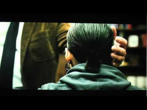 Mannen die vrouwen haten - Stieg Larsson (US filmtrailer)