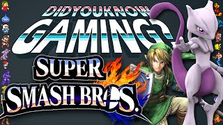 Video Super Smash Bros Wii U - Did You Know Gaming? Feat. Smash Bros Announcer Xander Mobus! MP3, 3GP, MP4, WEBM, AVI, FLV Maret 2018
