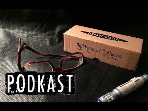 The PodKast Live: Doctor Who Props & Fan Stuff [UPDATED]