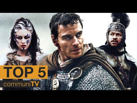 Top 5 Ancient Rome Movies
