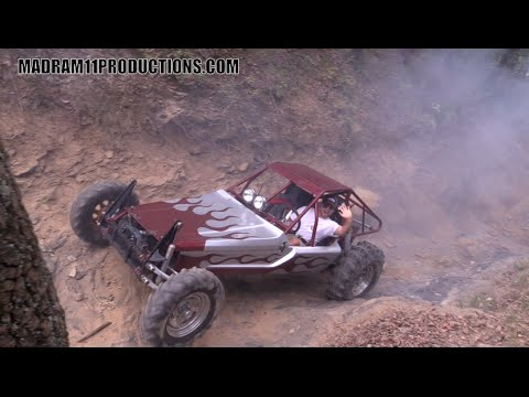 rail - SUPER ATV http://www.superatv.com RCV AXLES http://www.rcvperformance.com Jason showing the rail buggy can hang with the 4wd crowd as he climbs Tub Rock.