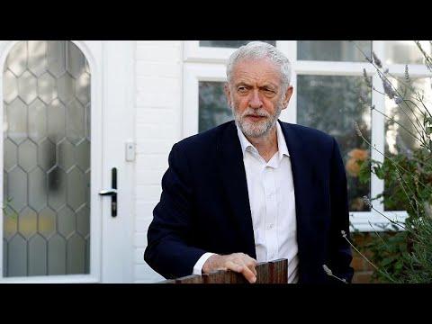 Großbritannien: Labour-Chef Corbyn kritisiert Johnsons ...