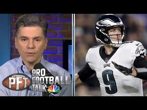 Video: Nick Foles' best options for 2019 season | Pro Football Talk | NBC Sports