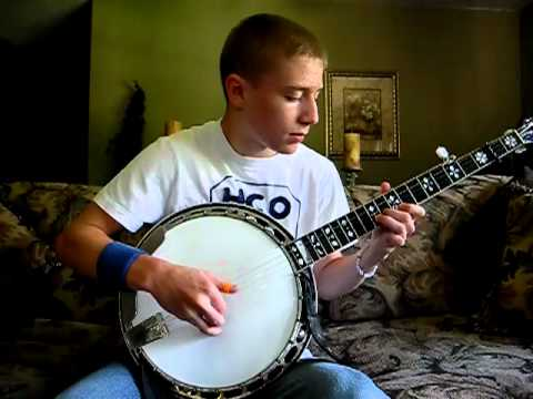 Every Time You Say Goodbye - Banjo Break