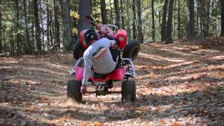 Video Honda TRX450r Raw Fall Riding MP3, 3GP, MP4, WEBM, AVI, FLV Mei 2017