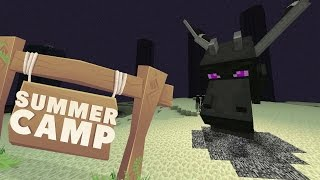 Minecraft | SUMMER CAMP! - THE END FIGHT! [17]