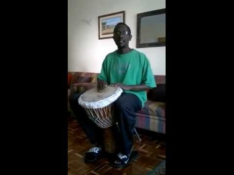 Smooth Criminal by Michael Jackson (BEST djembe cover on the web)