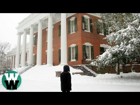 10 Terrifying Haunted College Campuses