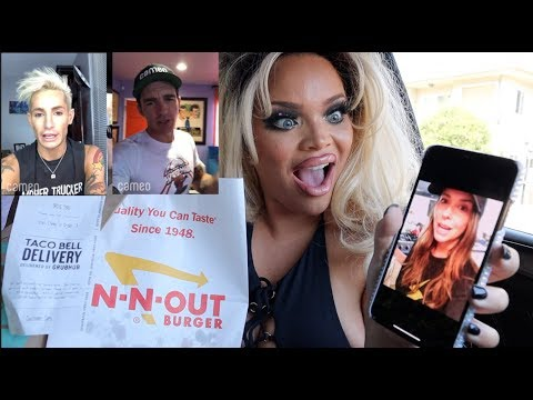 Letting Celebrities DECIDE What I Eat For 24 HOURS!