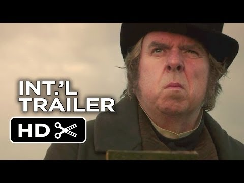 Cannes Film Festival (2014) - Mr. Turner Trailer - Mike Leigh Biopic HD
