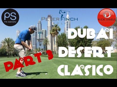 Dubai Desert Clasico Course Vlog – Part 3
