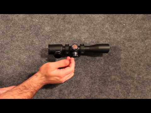 XtremeScope - A nice scope for under $200. I review it, then take it to the range to try it out.