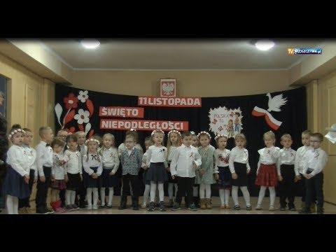 Święto Niepodległości w Przedszkolu Samorządowym w Koniecznie
